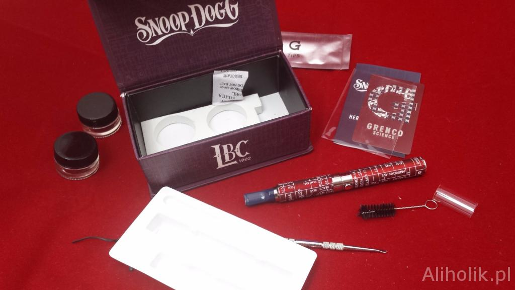 snoop dogg vaporizer z aliexpress opinia